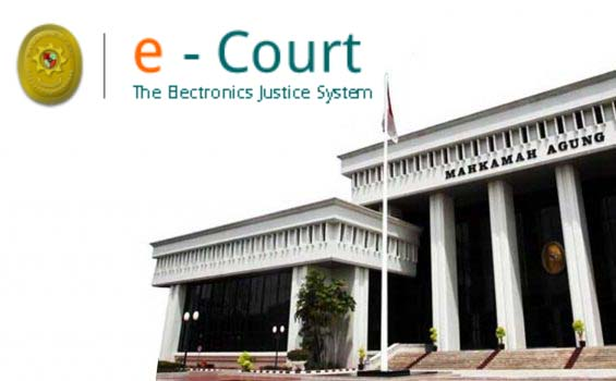 e-Court Pengadilan Negeri Sampang